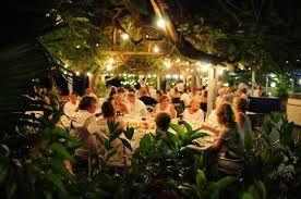 restaurant terrace night - Google Search