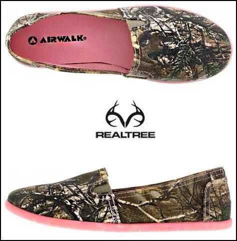 Realtree camo shoes at Payless for $19.99...my prom shoe <3 <3 <3