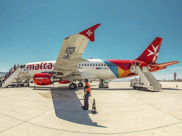 Air Malta annonce son retour à Tunis, se pose à Tel Aviv