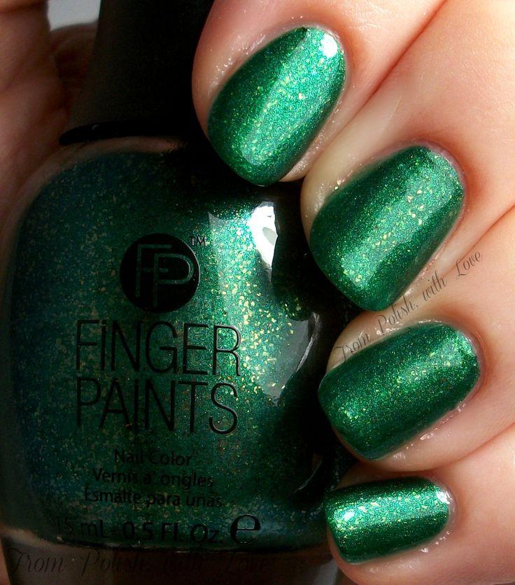 25+ best Finger Paints Nail Polish images on Pinterest | Manicures ...