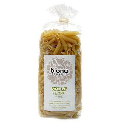 Biona Organic Spelt Penne White (500g)