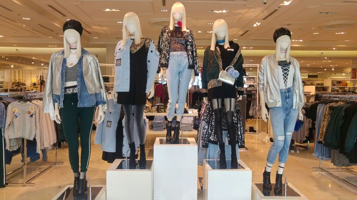 Edgy Girl Forever 21 Philippines