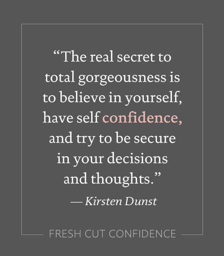 Quotes About Confidence 12 Best Quotes On Confidence Images On Pinterest  Hair Cut Quotes