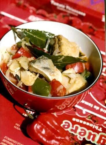 Poisson salé à la congolaise - Afrik-cuisine.com : toute la cuisine de l'Afrique
