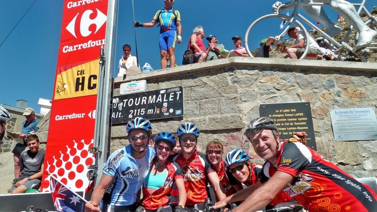 A great bike experience! Col du Tourmalet, the colossus, the giant, the myth of all climbs. It is the most desired port in the world, the one that all cyclists dream of climbing once in their lives.