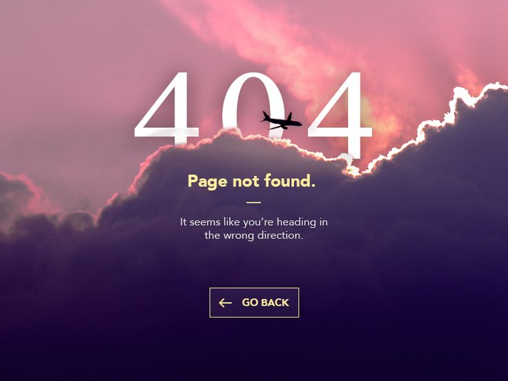 404 Page // 008
