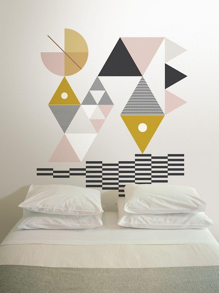 Kempink / non-woven wallpaper / lavmi