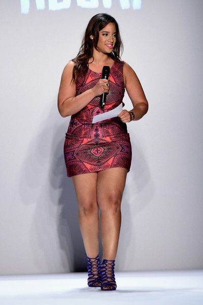 Dascha Polanco Photos - Kids Rock!- Runway - Spring 2016 New York Fashion Week: The Shows - Zimbio