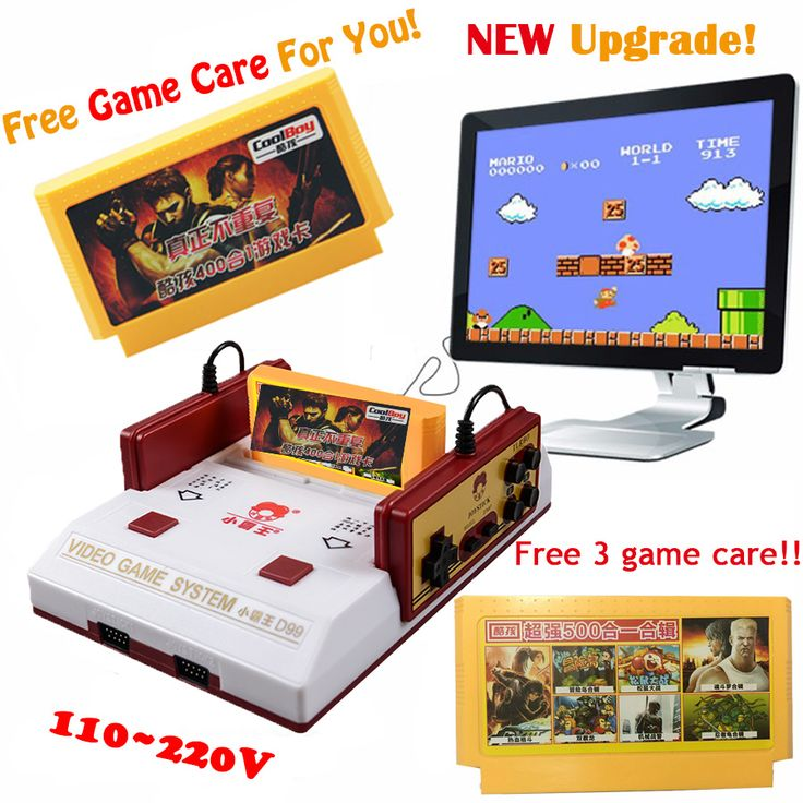 Like and Share if you want this  New Subor D99 Video Game Console Classic Family TV video games consoles player with free 400 IN1+ 500 IN1 games cards     Tag a friend who would love this!     FREE Shipping Worldwide     Buy one here---> https://www.techslime.com/new-subor-d99-video-game-console-classic-family-tv-video-games-consoles-player-with-free-400-in1-500-in1-games-cards/