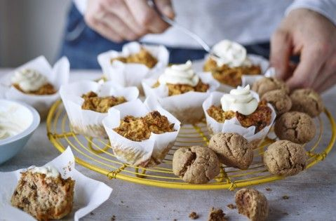 Joe Wicks' carrot and apple muffins recipe - goodtoknow