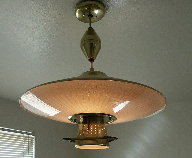 Kitchen Dining Dining Rooms Vintage L&s Light Design Ufo L& Light Atomic Age Interior Ideas Stuffing & 816 best ATOMIC ILLUMINATION images on Pinterest | Mid century ... azcodes.com