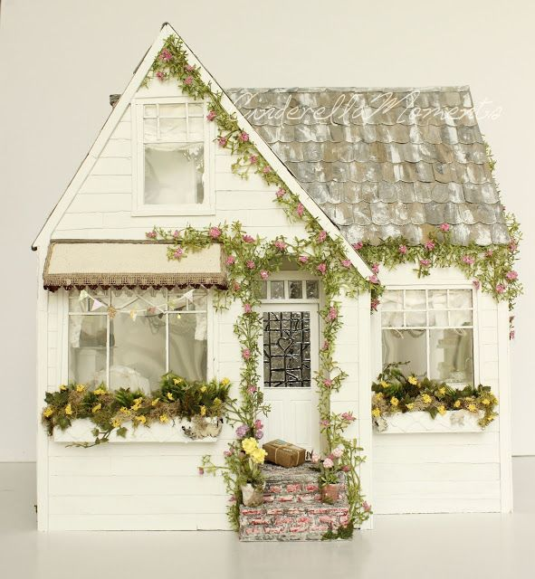 http://www.cinderellamoments.com/2017/02/sunny-side-up-custom-dollhouse.html