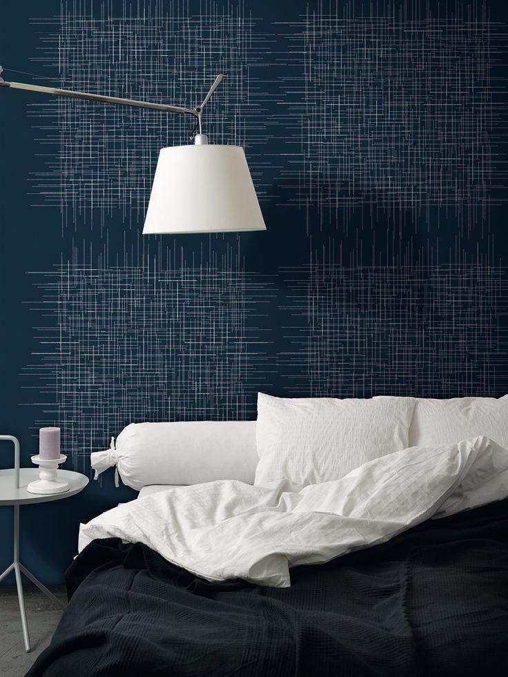 Twigs / non-woven wallpaper / lavmi