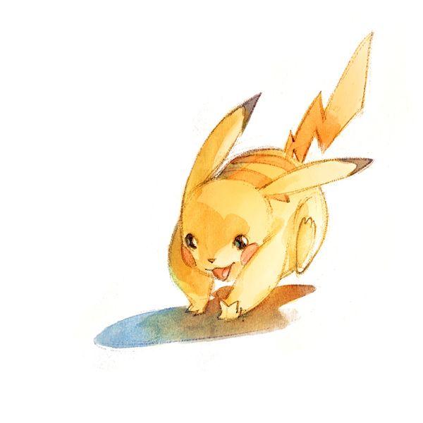 gotta catch them all !! Watercolor Pokemon! by Nicholas Kole, via Behance