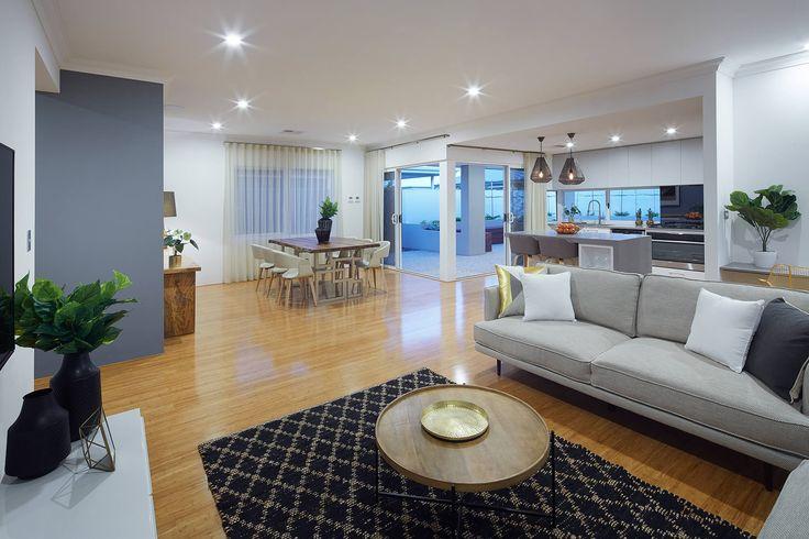The Kingshurst Living Room, Family Room, Lounge Room