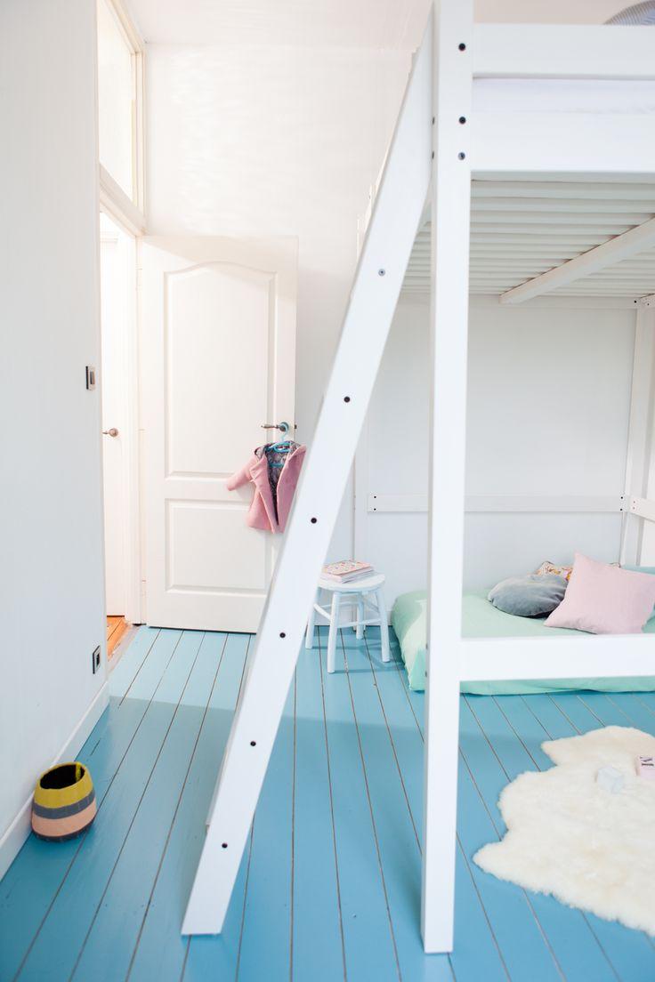 25 beste idee n over houten vloeren schilderen op pinterest geschilderde houten vloeren verf - Scheiding houten ...