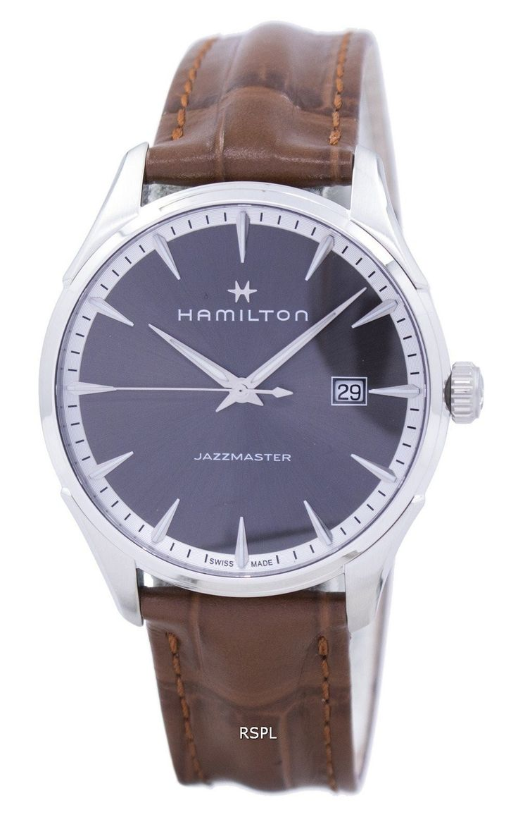#Hamilton #Jazzmaster Quartz H32451581 Men's Watch