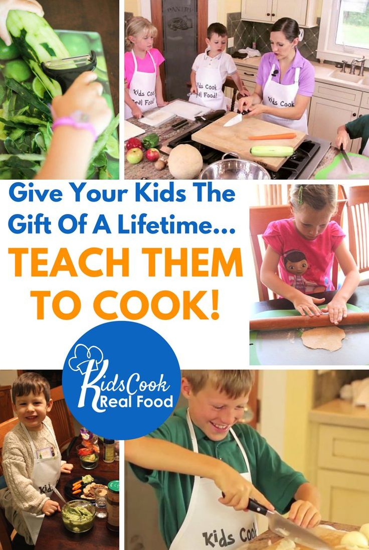 Brand new cooking classes - perfect for homeschool! Several choices for various levels of experience-aflink