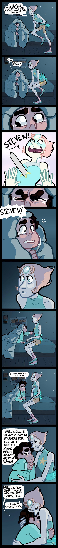 #SU #crystal_gems #pearl #Steven #dreams #sweet