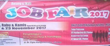 Job fair Cirebon 2017 ( Bursa Kerja Cirebon ) GRATIS https://lokercirebon.com/job-fair-cirebon-2017-bursa-kerja-cirebon-gratis/