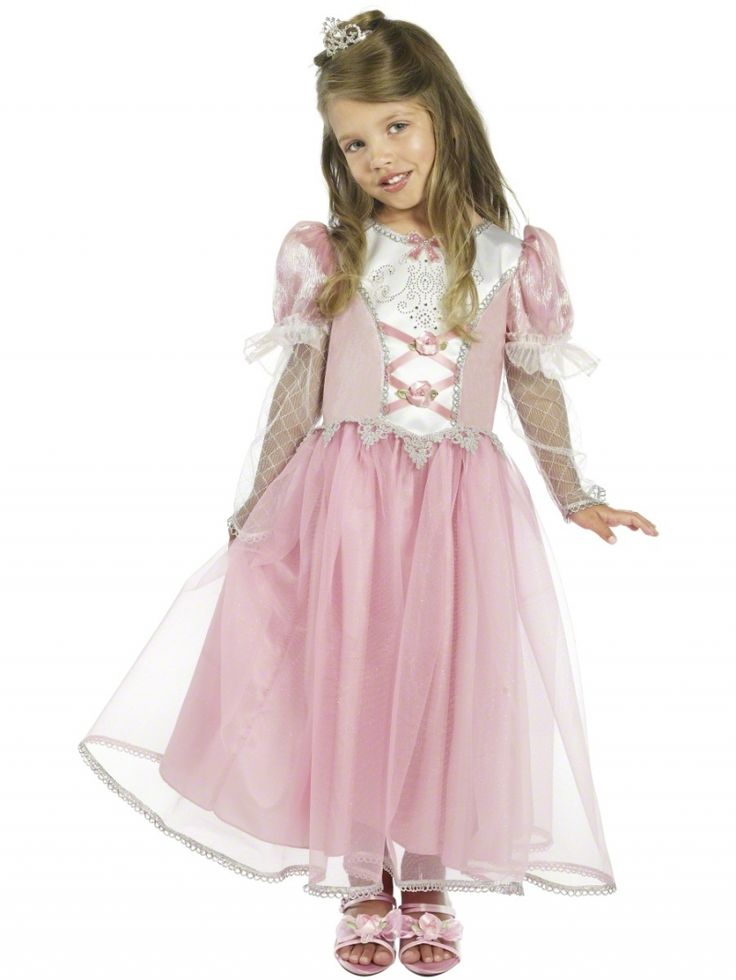 Disfraz de Princesa infantil | León Disfraces. Princess costume.