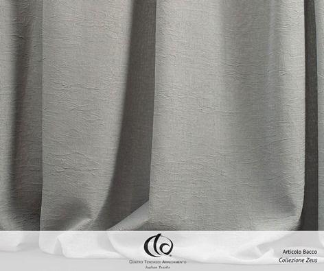 BACCO, il dio del Vino  - 100% PL FR con effetto lino stropicciato - 10 nuance di colore - ideale per tendaggio  #Collezione #Zeus #Tessuto #Bacco  #tessuti #interiordesign #tendaggi #textile #textiles #fabric #homedecor #homedesign #hometextile #decoration Visita il nostro sito www.ctasrl.com e scarica le nostre brochure su: http://bit.ly/1nhrLQM