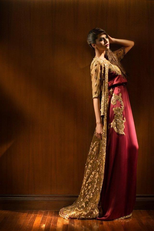 Pakistani fashion - love the overcoat