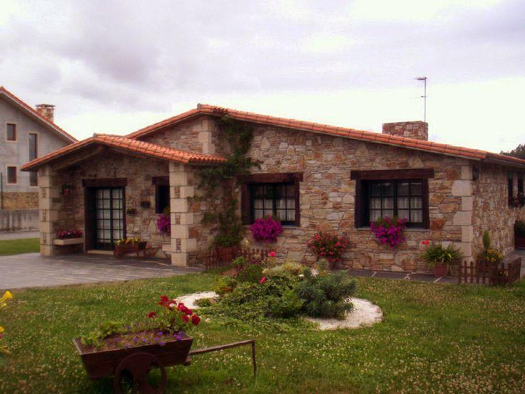 Las 25 mejores ideas sobre casas rusticas mexicanas en - Casas rusticas galicia ...