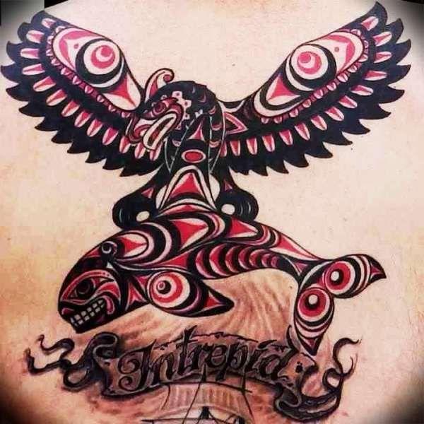 12d3786a2 Native orca tattoo - photo#13