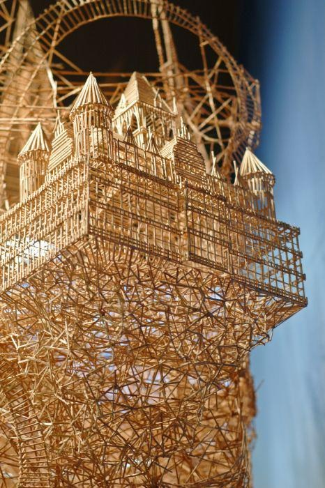 100,000  Toothpicks