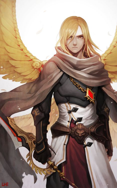 Dragon Nest: Geraint, the Golden Dragon