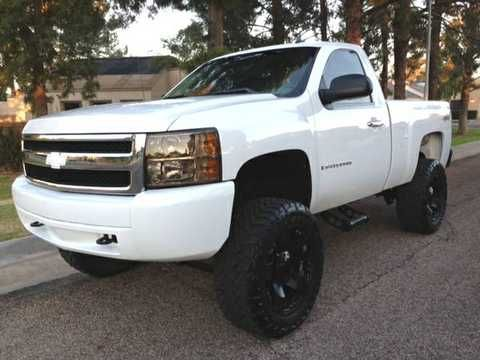 2008 Chevy Silverado Single Cab - Quotes Pics