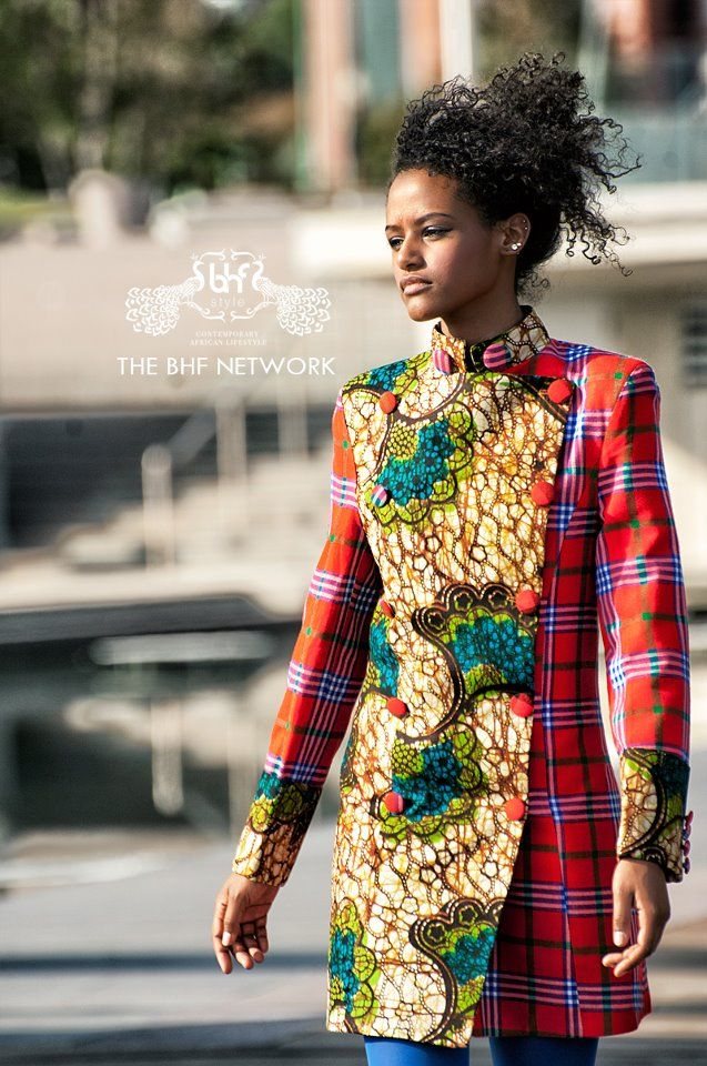 Moda Africana THE BHF NETWORK