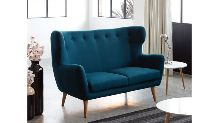 Jarl Fabric Sofa from Domayne Online