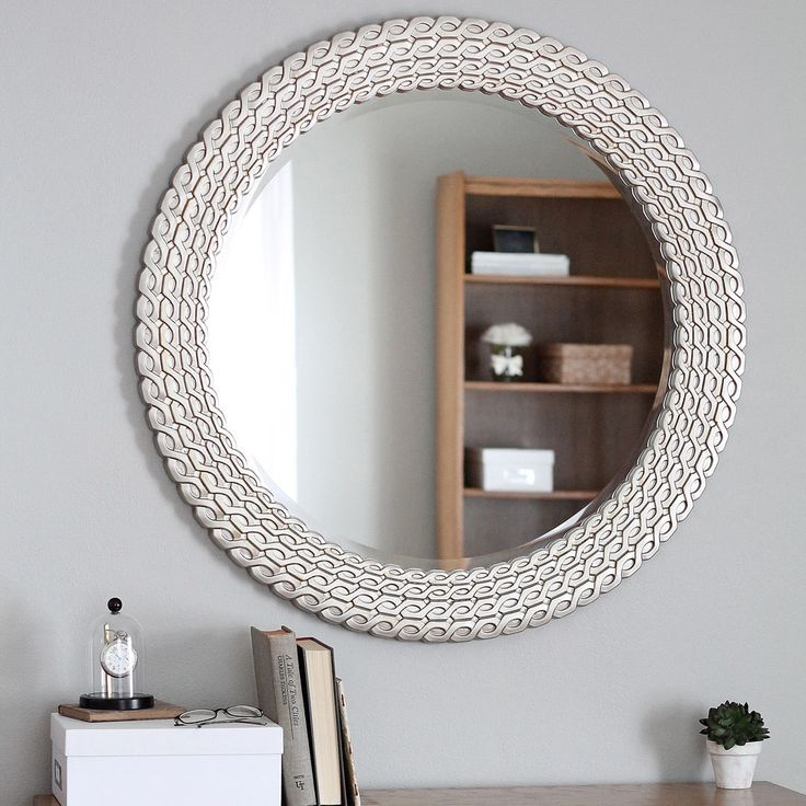 1000 Ideas About Circle Mirrors On Pinterest