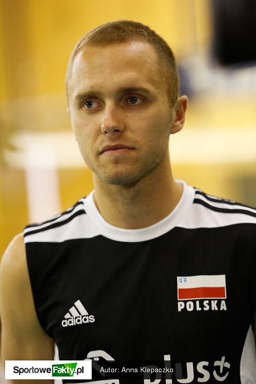 Reprezentacja Polski w Spale - Galerie zdjęć - Siatkówka - SportoweFakty.pl Paweł Zatorski