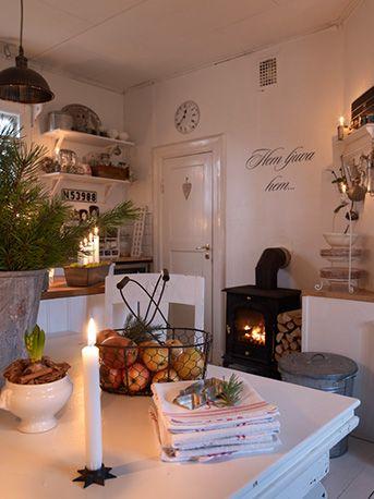 Prim Style - Anna Truelsen inredningsstylist: Naturligt & rustikt + Julen sitter i väggarna!