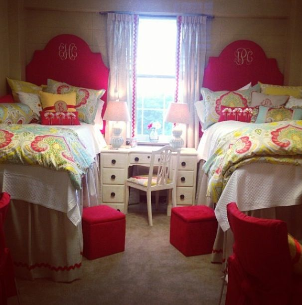 Ole miss dorm room! Love my home away from home!
