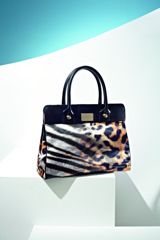 YOUR FASHION CHIC - Animalier, Anna Rachele maxi bag