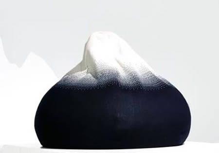 Mountain Beanbag
