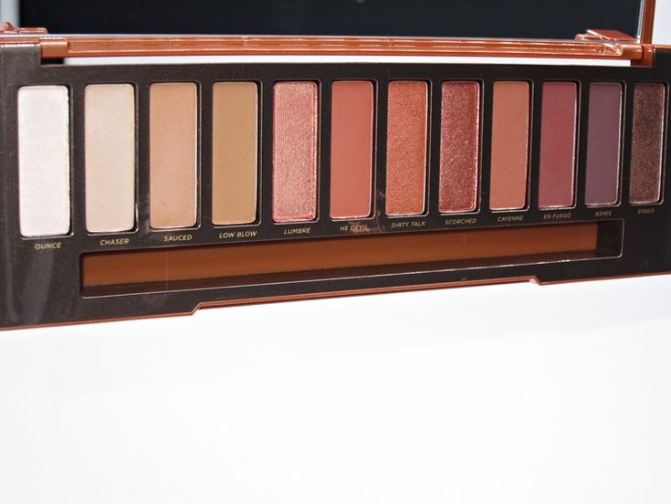 The new Urban Decay Naked Heat Eyeshadow Palette arrives just in time for the warm, sizzling days of Summer with a selection of twelve brand new Urban Deca