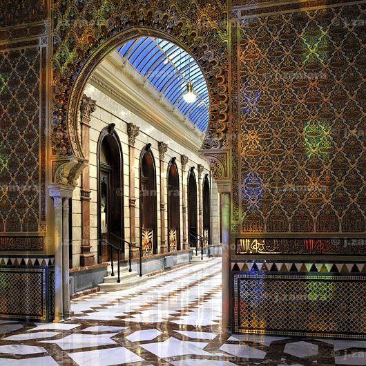 : Casino de Murcia . Spain