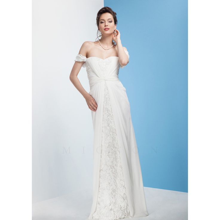 ROSETTA - Wedding Dress - WHITE COLLECTION – Roman & French - Leader in Bridal Jewellery, Hair Accessories and Wedding Gifts.