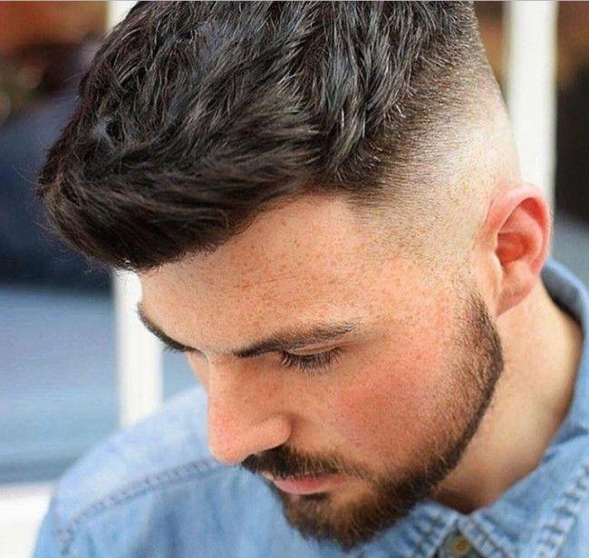 Coiffure pour cheveux épais