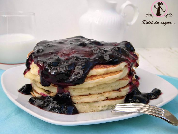 Ho preparato tantissime volte i pancakes, però mai buoni come questi, ecco, ora ho trovato la ricetta perfetta, una ricetta che spiega la fama di cui godono!