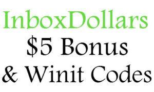 Inboxdollars Winit Code Hack, Inboxdollars Winit Code Cheat