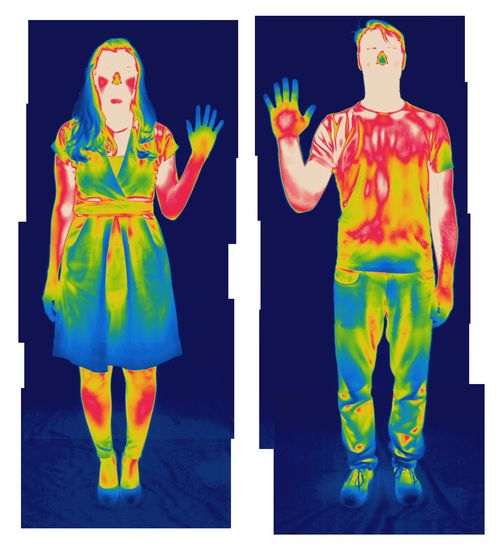 Tyrone Turner - Thermal Images