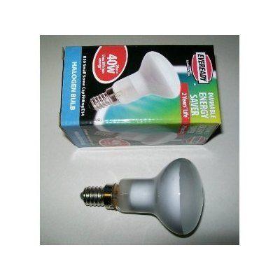 From 9.32 9 Energy Saving Halogen R50 Spot Light Bulbs. Ses (e14) Small Edison Screw Cap Fitting. 40w Light. Eveready Brand. 30% Power Saving. 240v 50hz
