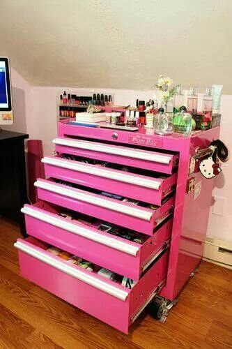 What to do with a tool chest!