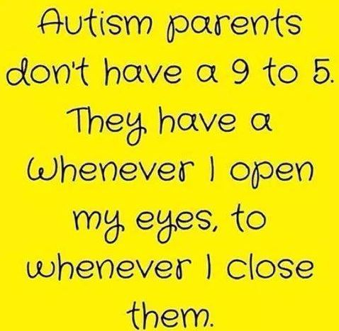 single parents of autism We provide autism services autism resources for individuals with autism, parents/caregivers autism training single training sessions.